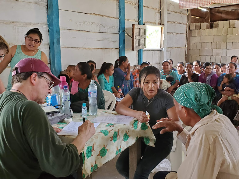 US and Guatemalan partners team up to conduct medical clinics in rural villages.