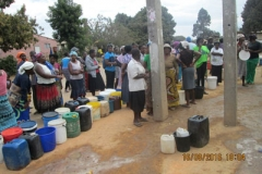 Denver Presbytery assists churches in Zimbabwe to have pure water sources. Photo courtesy of Doug Tilton.