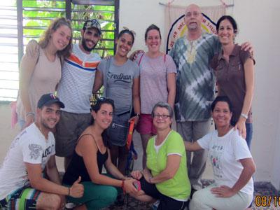 """Leaders and volunteers at the """"El Redentor"""" VBS, 2016"""