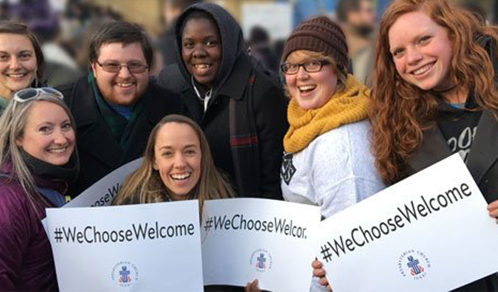 We Choose Welcome