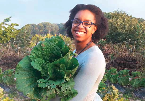 Quantisha Mason traveled to South Korea to spend a year in service with the Young Adult Volunteers, There she met other people who were beginning their journey to adulthood.
