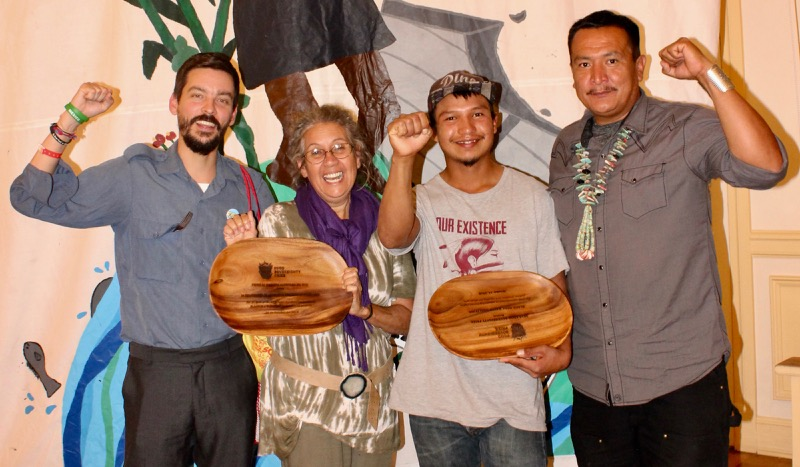 Winners of Food Sovereignty Prize