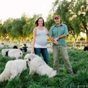 CA farm couple