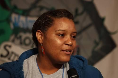 Black woman farmers