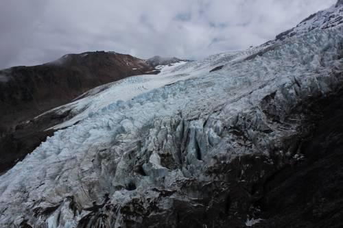 Kulshan glacier