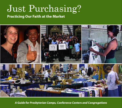 cover of just purchasing guide