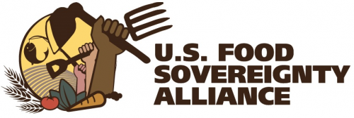 USFSA logo with farm implements