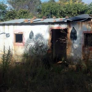 Abandoned house in Kifumpa, DRC - Jaff Napoleon photo