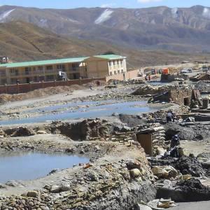 mining holding ponds