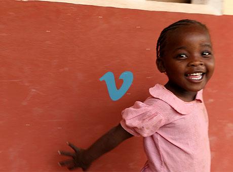 Haitian School Gardens video