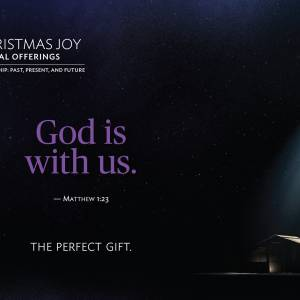 Christmas Joy Offering