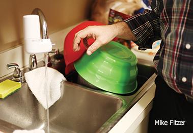 Flint Water Filter