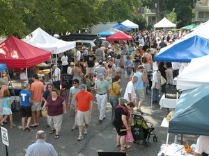 Bardstown Road PC farmers market