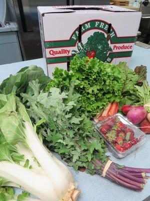 St. Andrews Presbyterian Church (Tucker, GA) CSA box