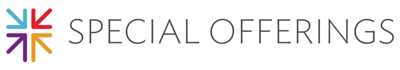 Special Offerings Logo