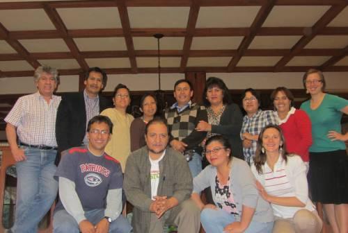 Participants of the UMAVIDA Reconstitution Workshop