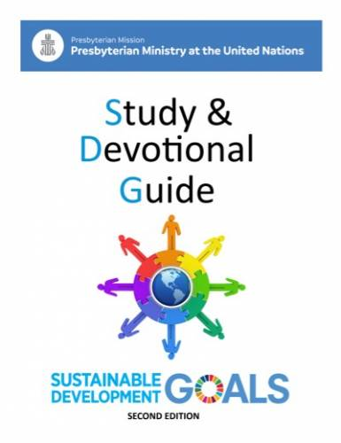 Sustainable Development Goals cover