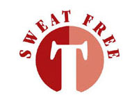 Sweat Free Ts logo