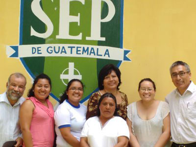 Women Seminary students with scholarships