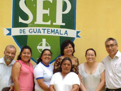 Women Seminary students with scholarships