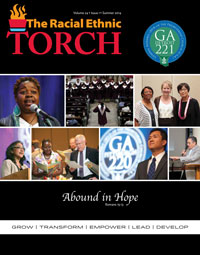 The Racial Ethnic Torch Summer 2014