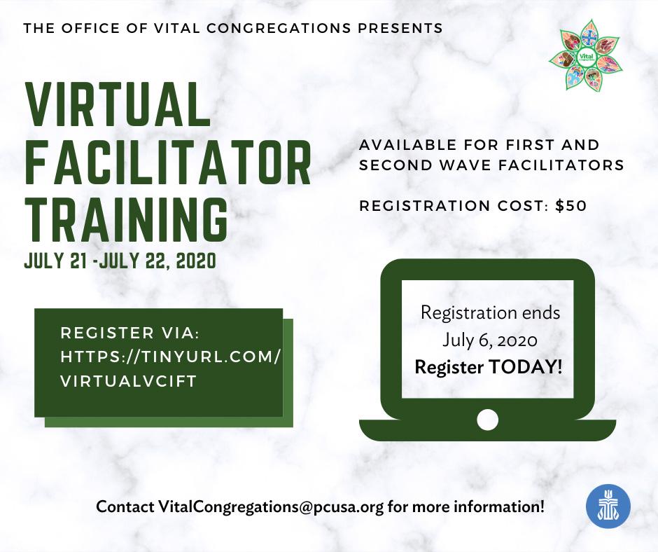 Virtual Facilitator Training