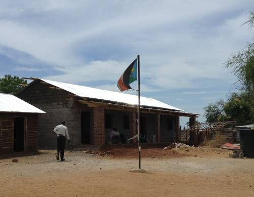 A new addition to the Akatgol PCOSS primary school