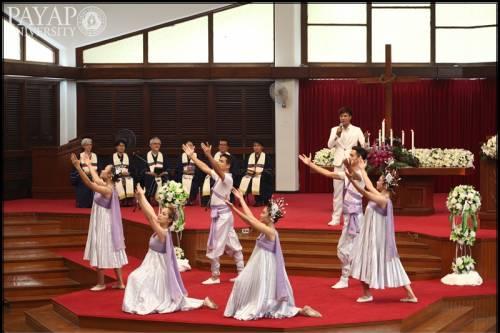 CCI dance expresses the joy of resurrection