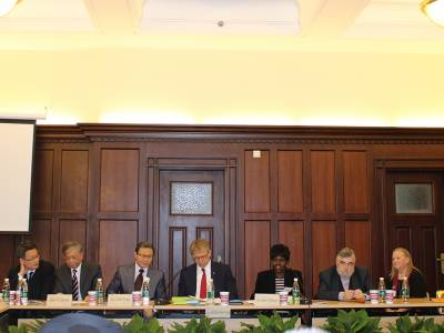 WCC executive committee meeting in China. (Photo by Marianne Ejdersten/WCC)