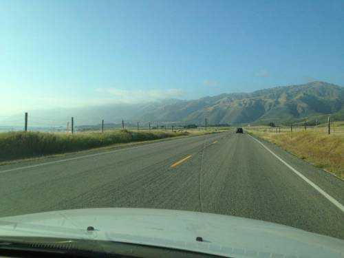 Lonesome California Highway