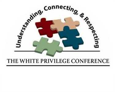 The White Privilege Conference logo